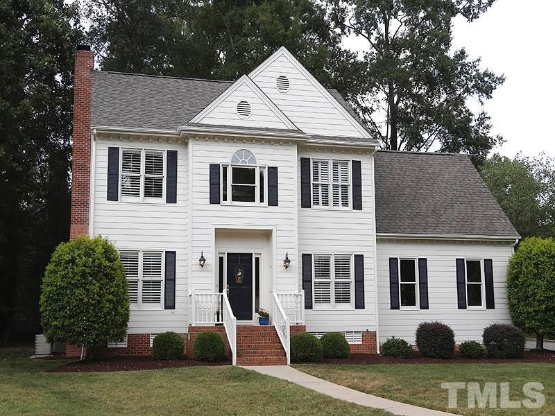 207 PALACE GREEN DRIVE, CARY, NC 27518
