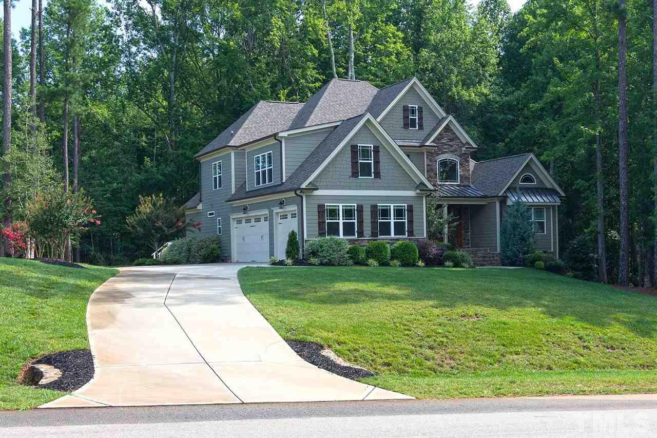 Property for sale at 3039 E Bay Court, Creedmoor,  NC 27522