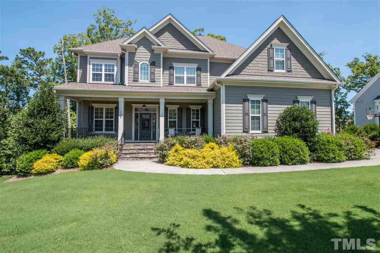 112 Wassaw Court, Holly Springs, NC 27540