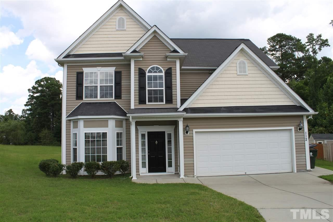 112 Linwater Way, Holly Springs, NC 27540