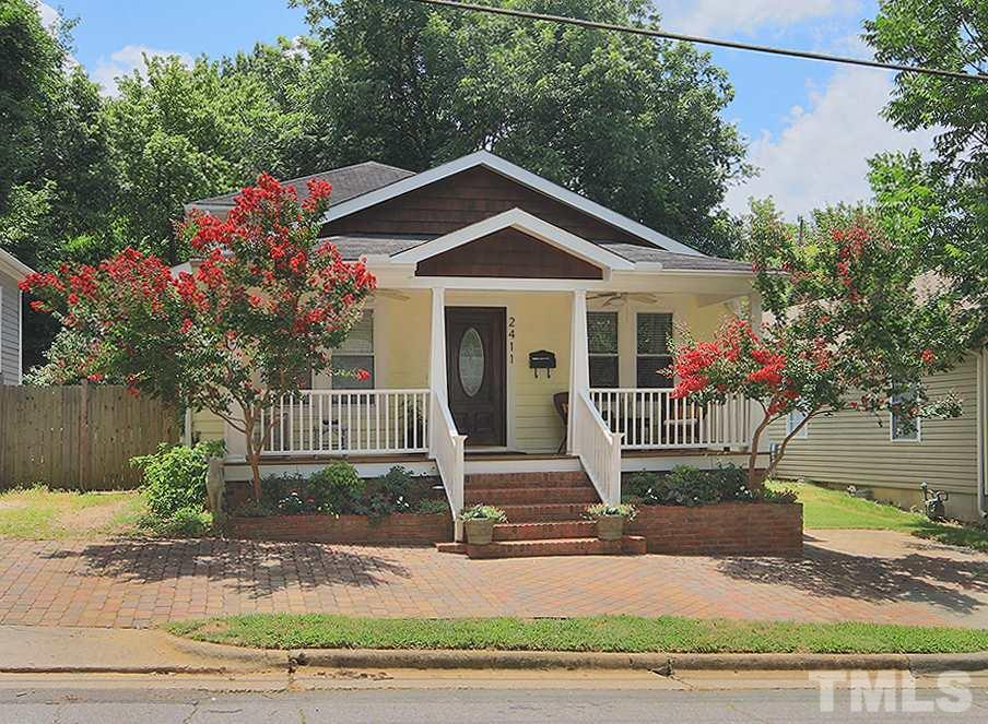 2411 Bedford Avenue, Raleigh, NC 27607