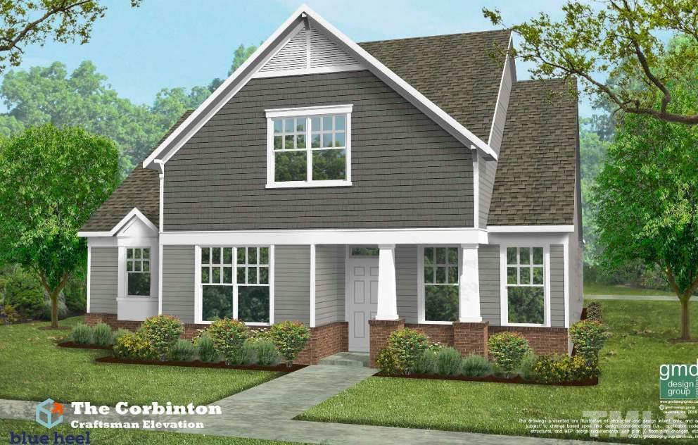 Corbinton Hillsborough NC Homes