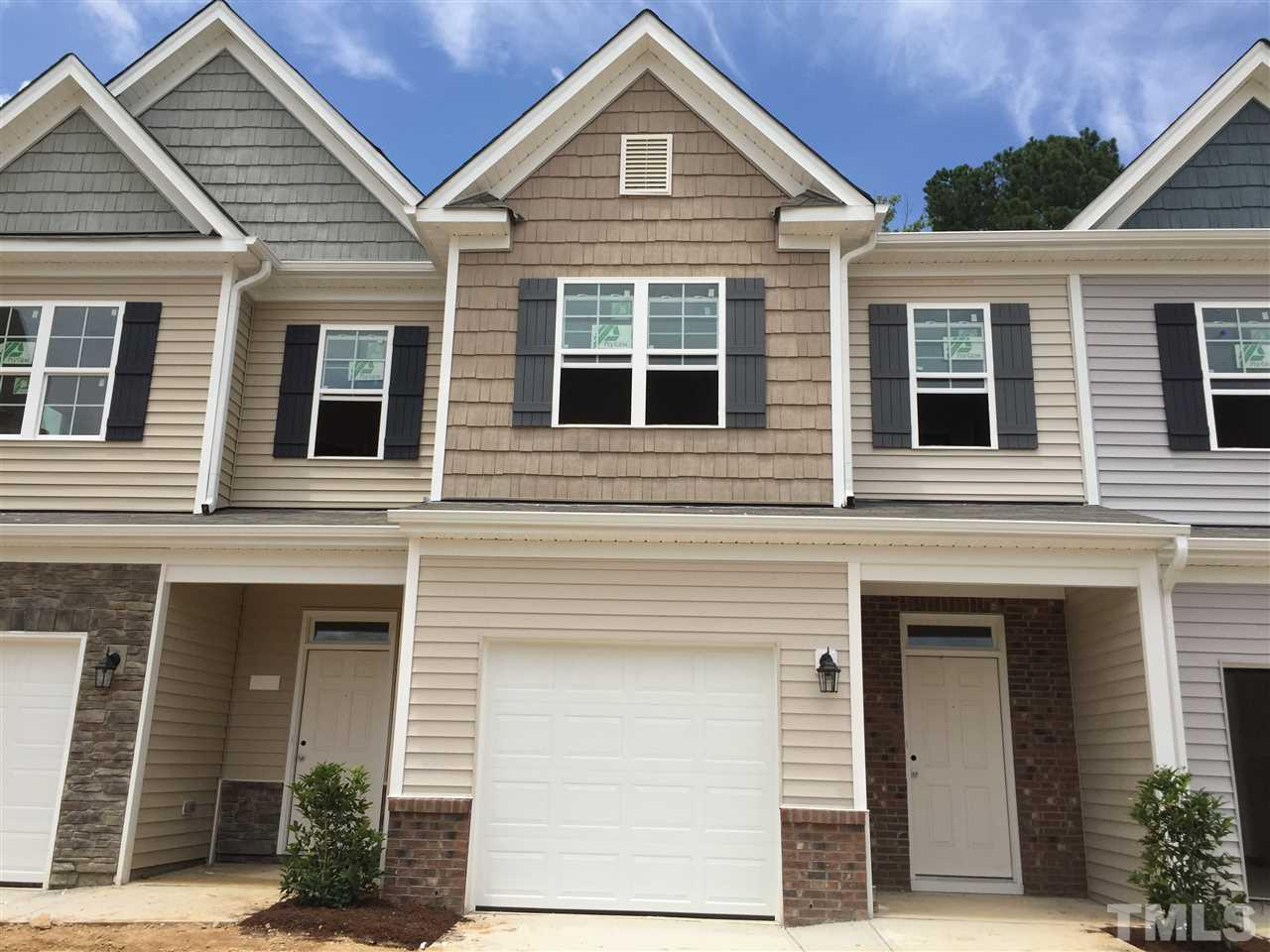 8931 Commons Townes Drive 20, Raleigh, NC 27616