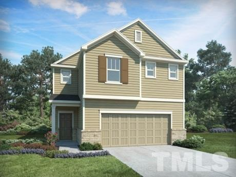 2905 Murray Ridge Trail, Apex, NC 27502