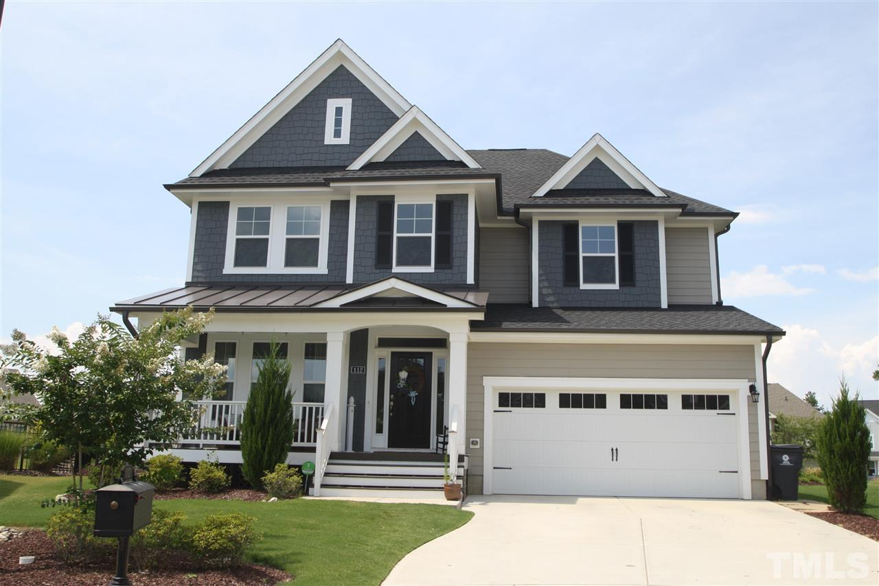 112 Brownsville Court, Holly Springs, NC 27540