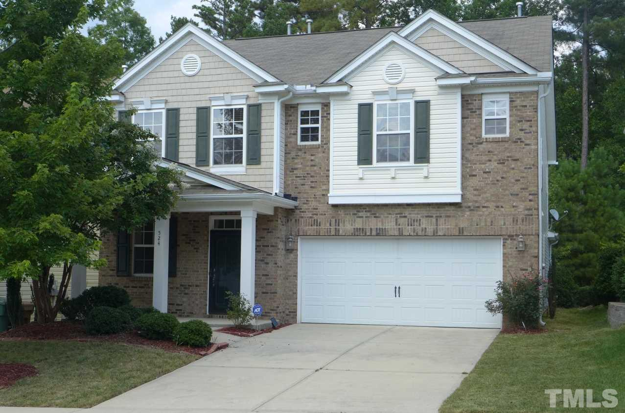 524 EMERALD DOWNS Road, Cary, NC 27519