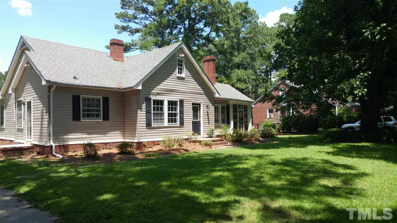 Property for sale at 512 W Deans Street, Wilson,  NC 27893