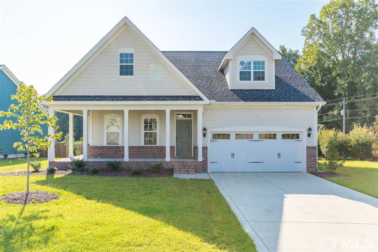 18 Heathgreen Drive, Clayton, NC 27527