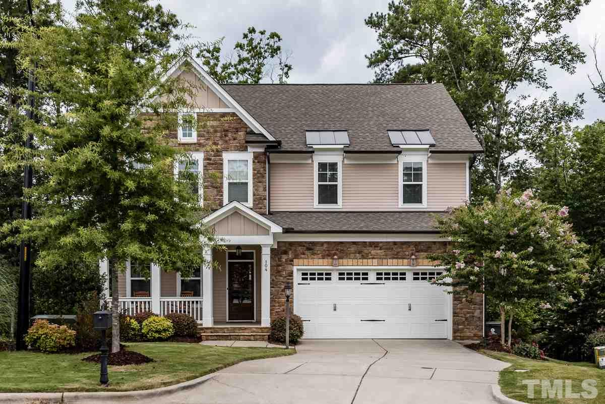 104 Market Cross Court, Holly Springs, NC 27540
