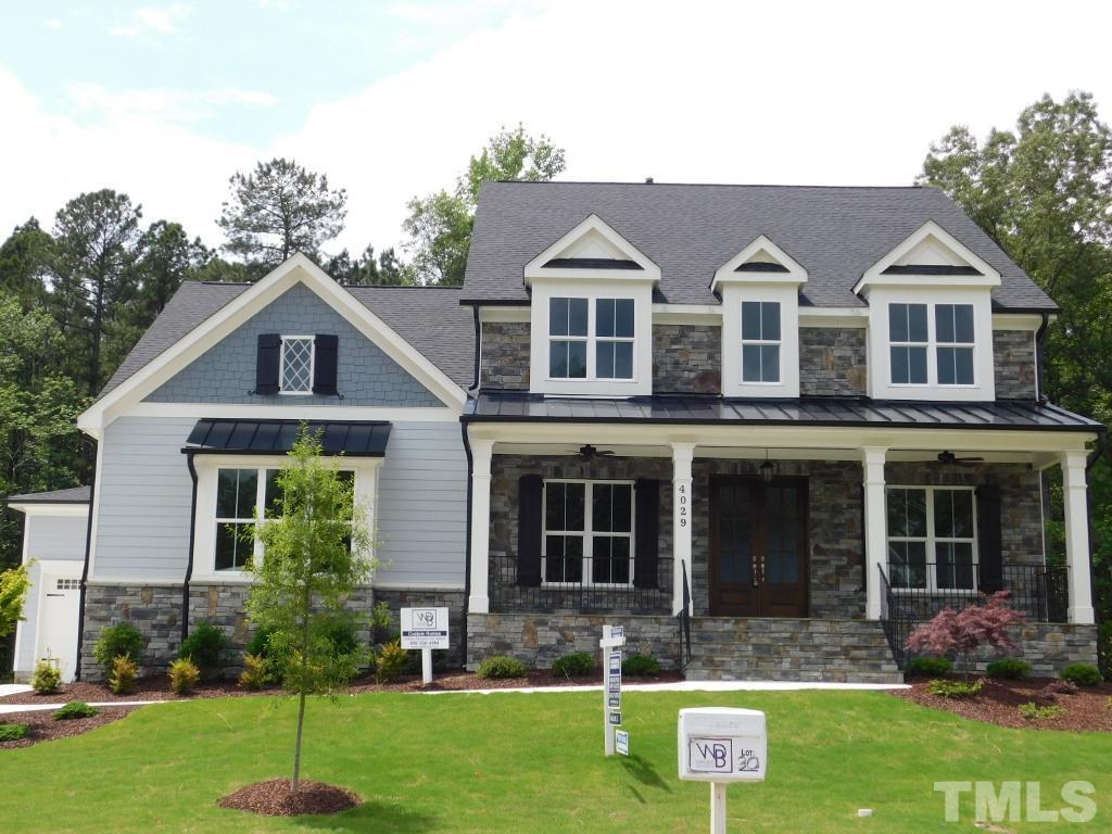 4029 Wilton Woods Place Cary - 1