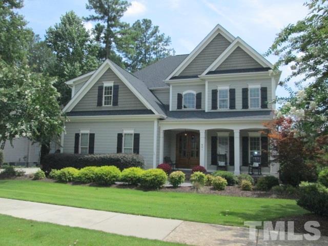 601 Streamwood Drive, Holly Springs, NC 27540