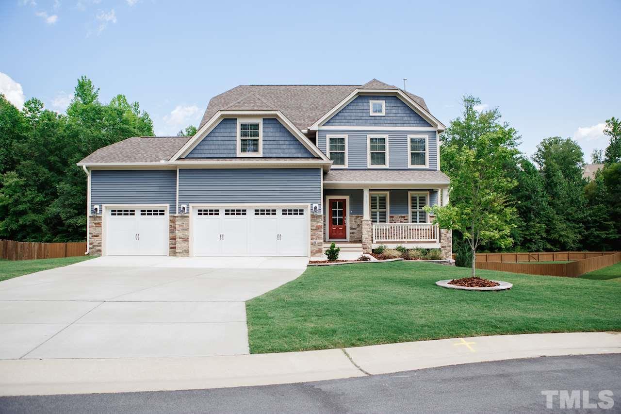 213 Gillean Lane, Holly Springs, NC 27540