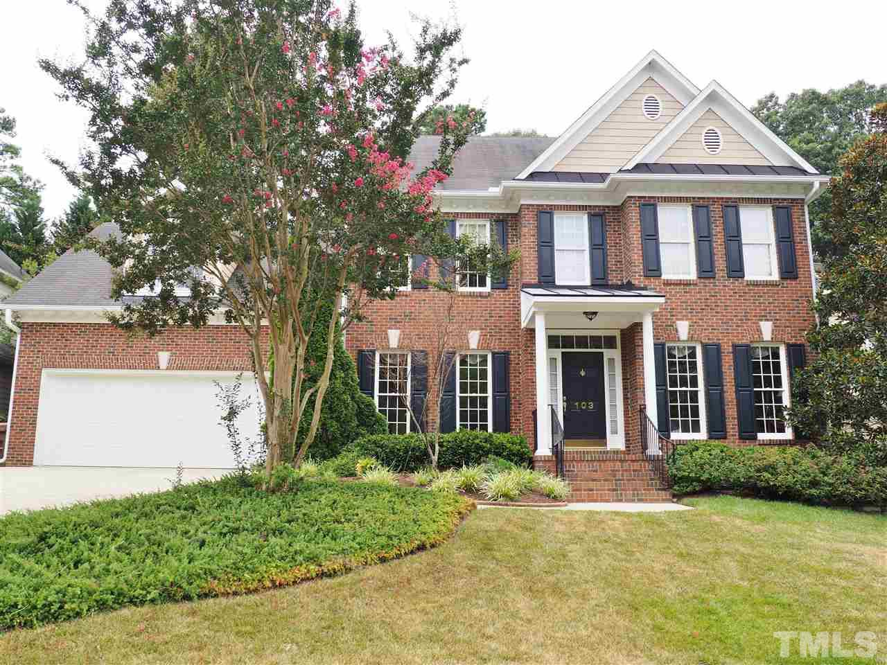 103 Great Point Place, Cary, NC 27513