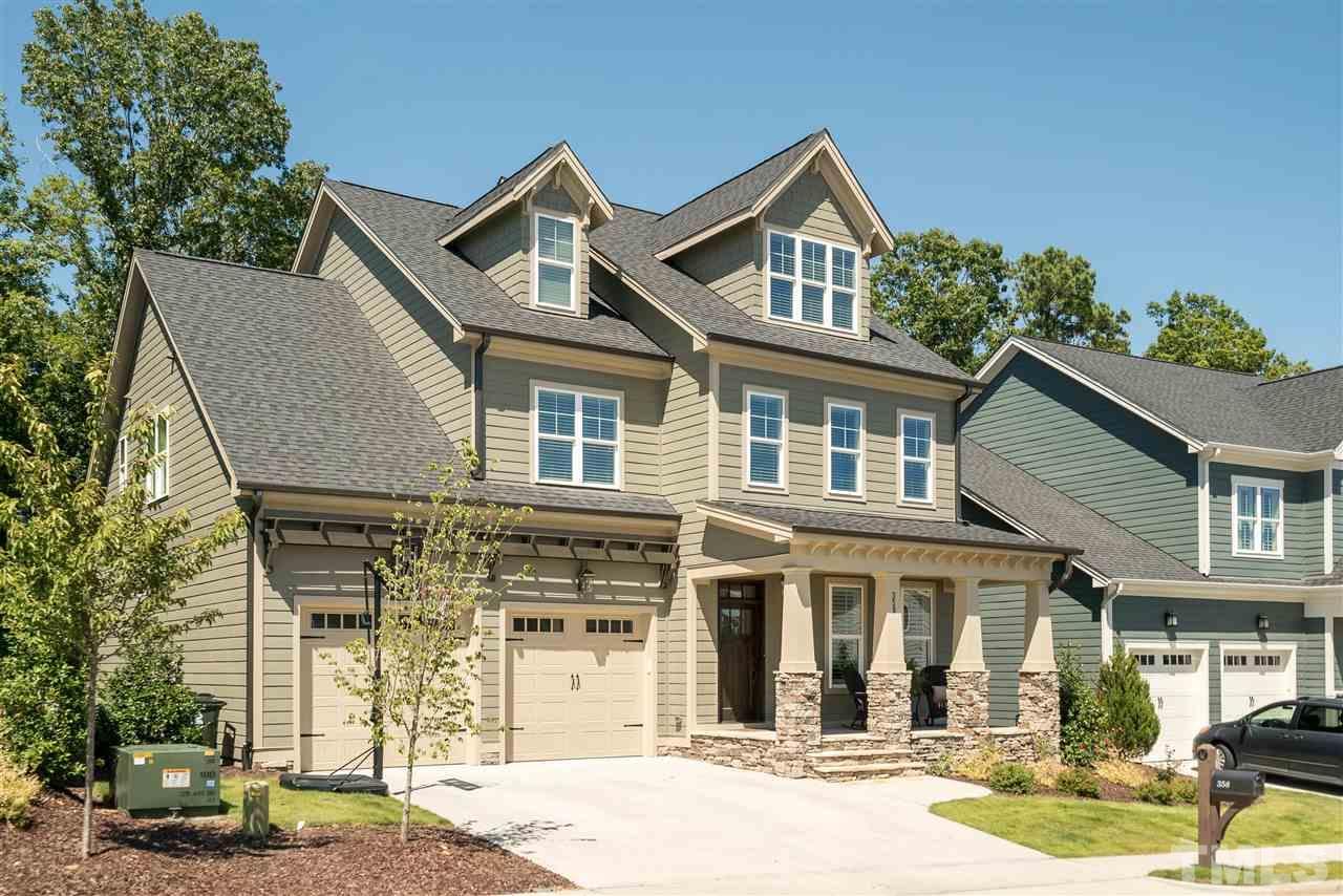358 Old Piedmont Circle, Chapel Hill, NC