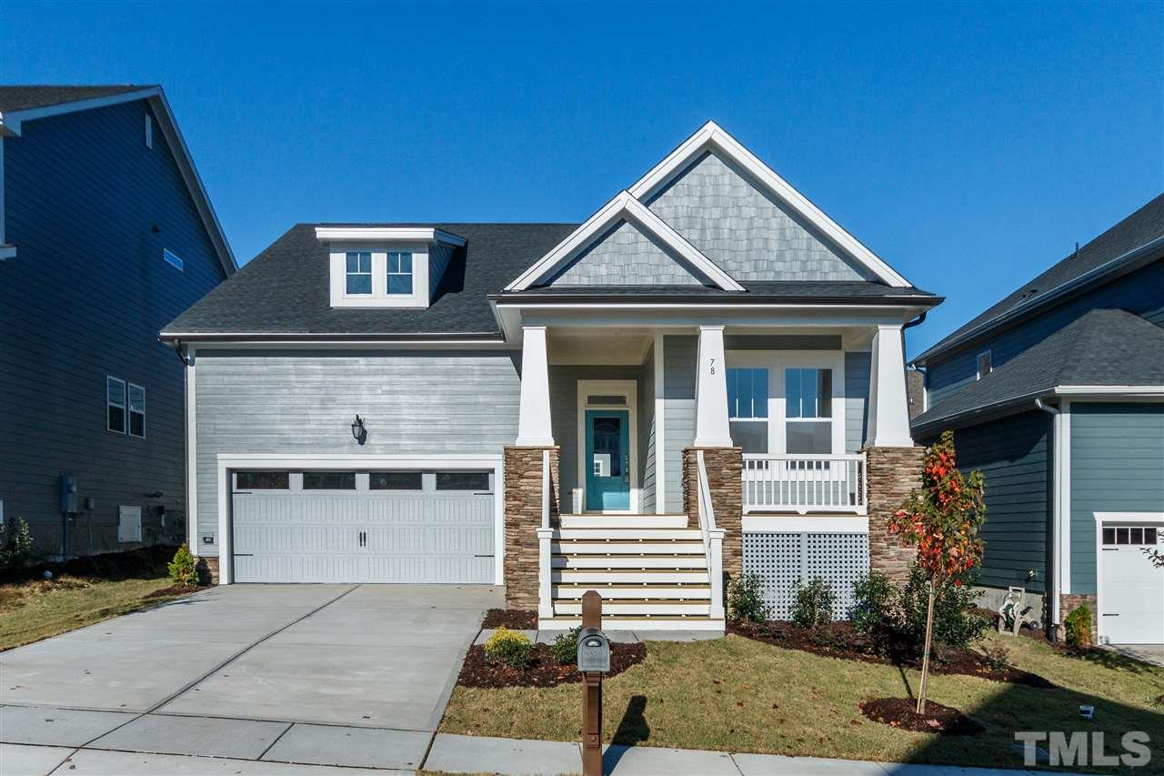 78 Shady Oak Trail, Chapel Hill, NC