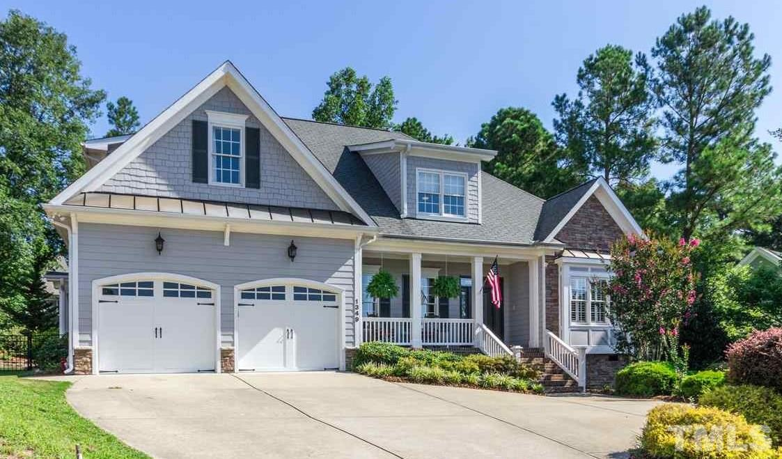 Property for sale at 1349 Heritage Heights Lane, Wake Forest,  NC 27587