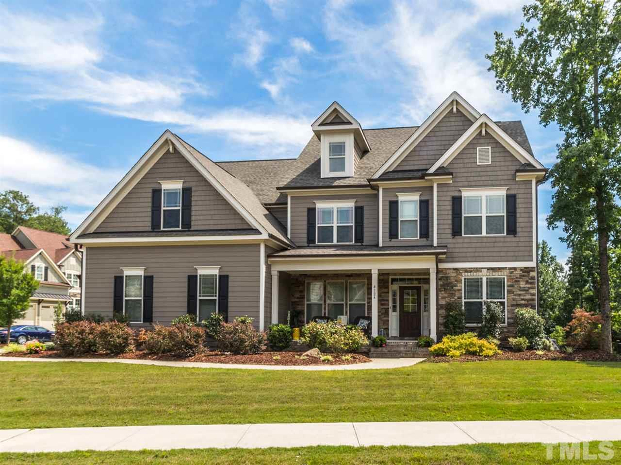 Property for sale at 4124 Fawn Lily Drive, Wake Forest,  NC 27587