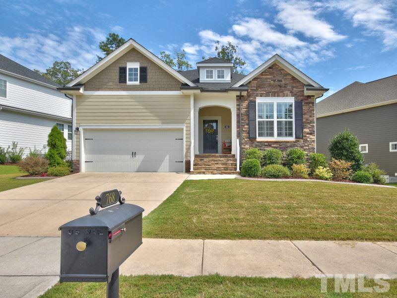 768 Ancient Oaks Drive, Holly Springs, NC 27540
