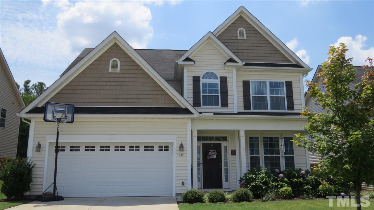 237 Sweet Violet Drive, Holly Springs, NC 27540