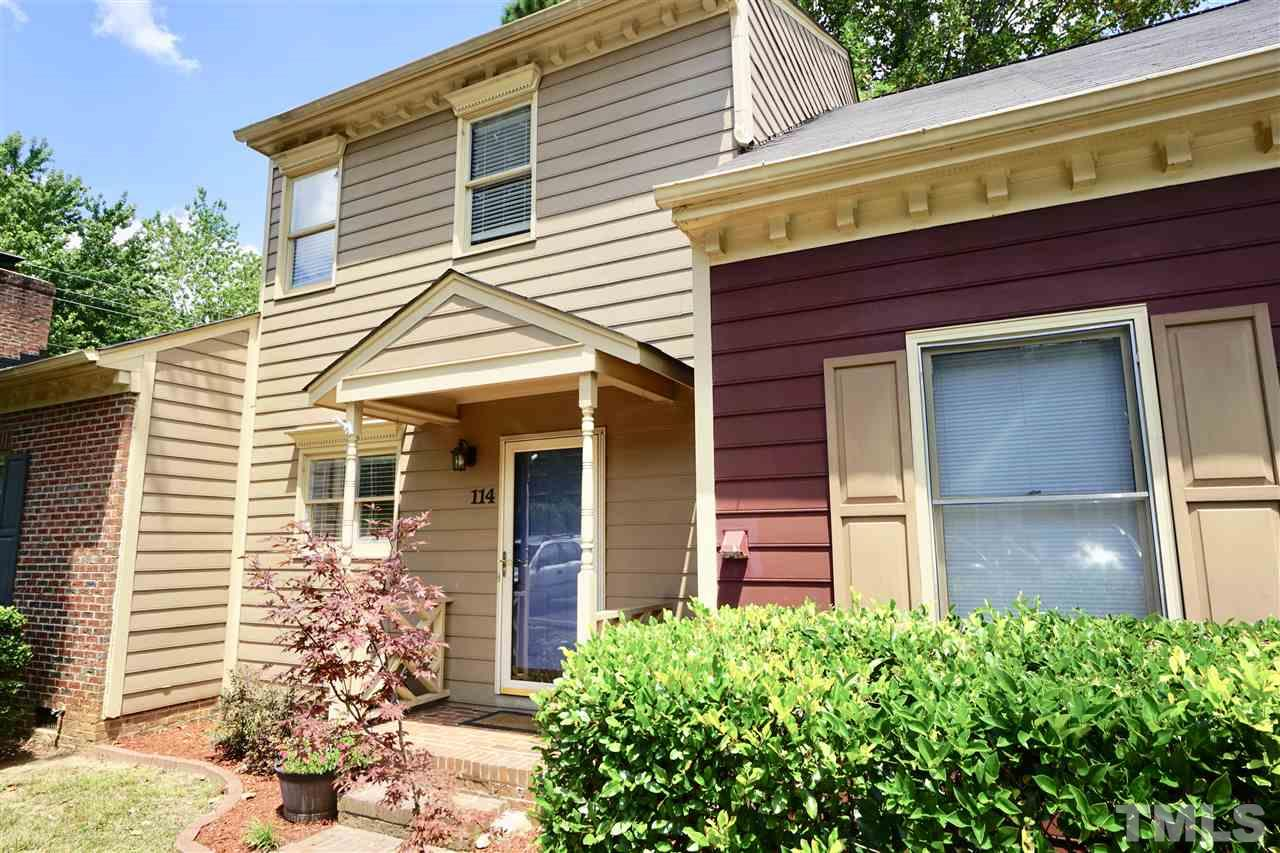 114 GRANBY COURT, CARY, NC 27511