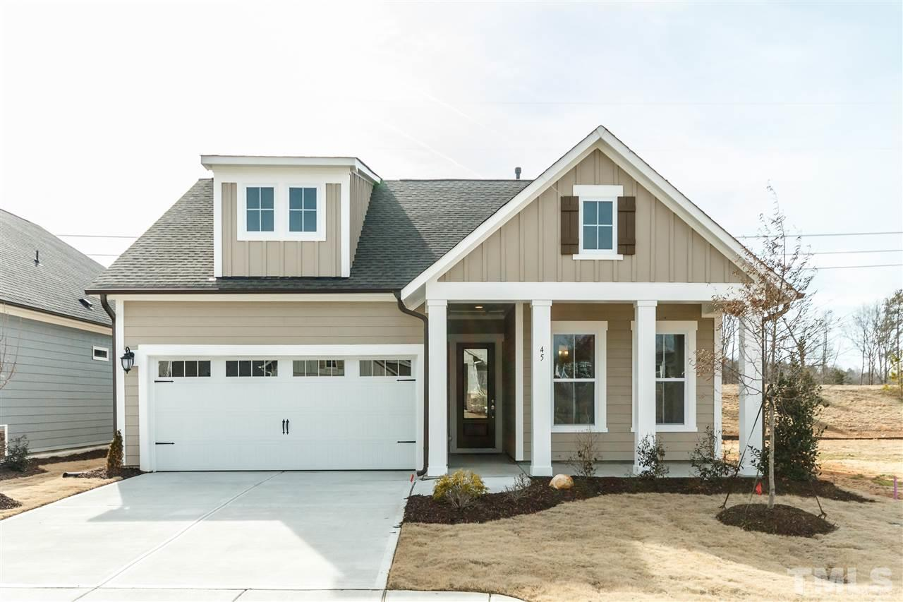 45 Abercorn Circle, Chapel Hill, NC