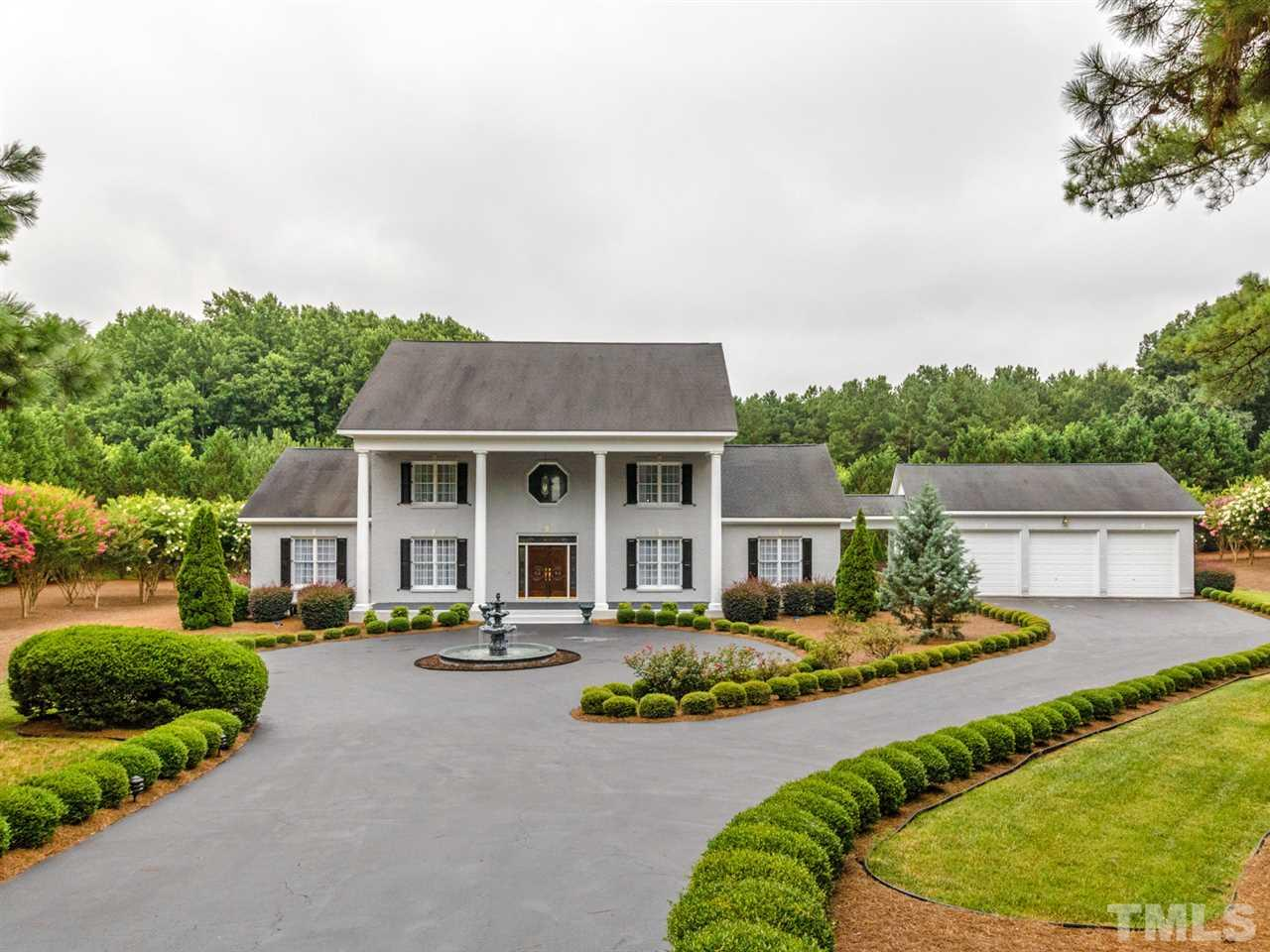 Property for sale at 3056 Rock Springs Church Road, Creedmoor,  NC 27522