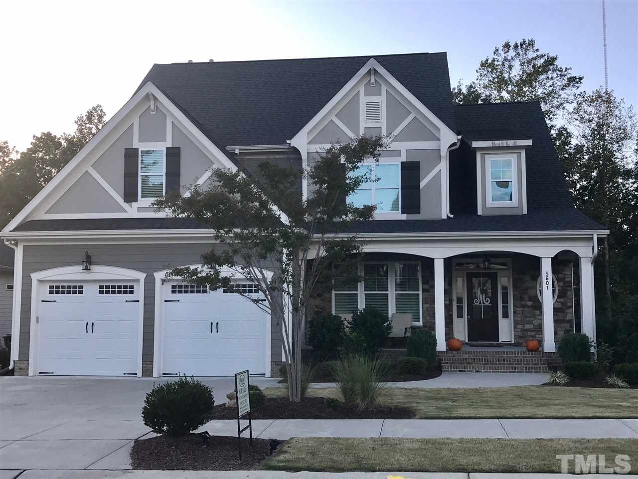 Property for sale at 5601 Massey Branch Drive, Rolesville,  NC 27571