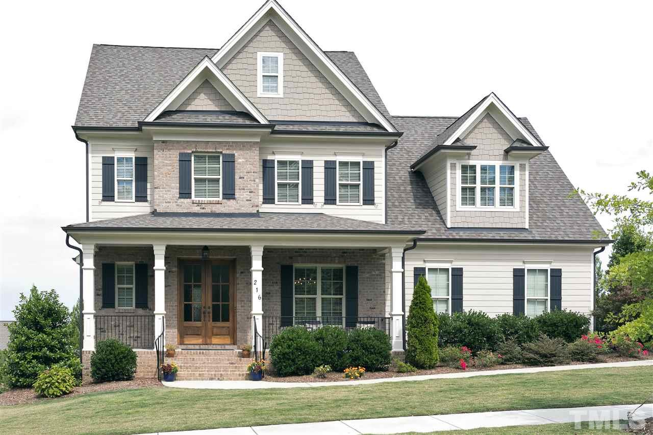 216 Meares Bluff Lane, Holly Springs, NC 27540