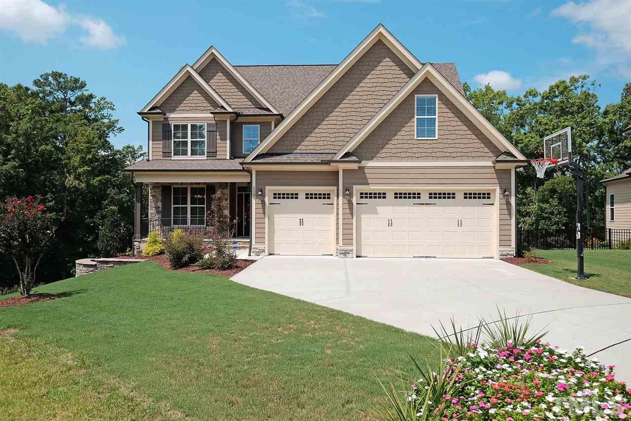 Property for sale at 5505 Massey Branch Drive, Rolesville,  NC 27571