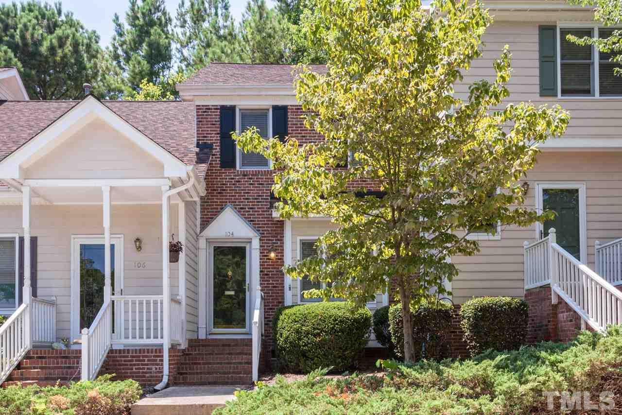 104 CHARTER COURT, CARY, NC 27511