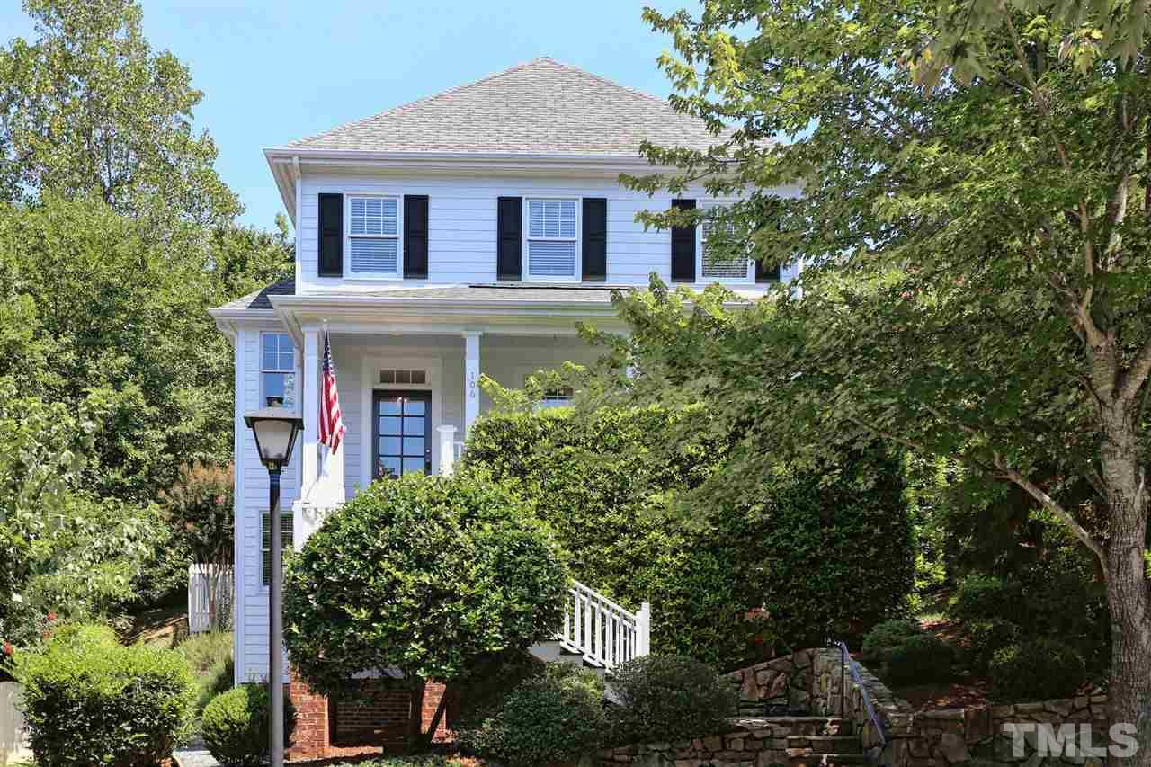 106 Parkview Crescent, Chapel Hill, NC