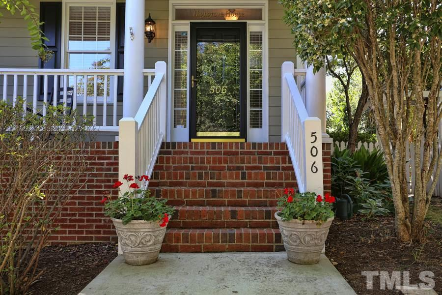 506 Highgrove Drive, Chapel Hill, NC