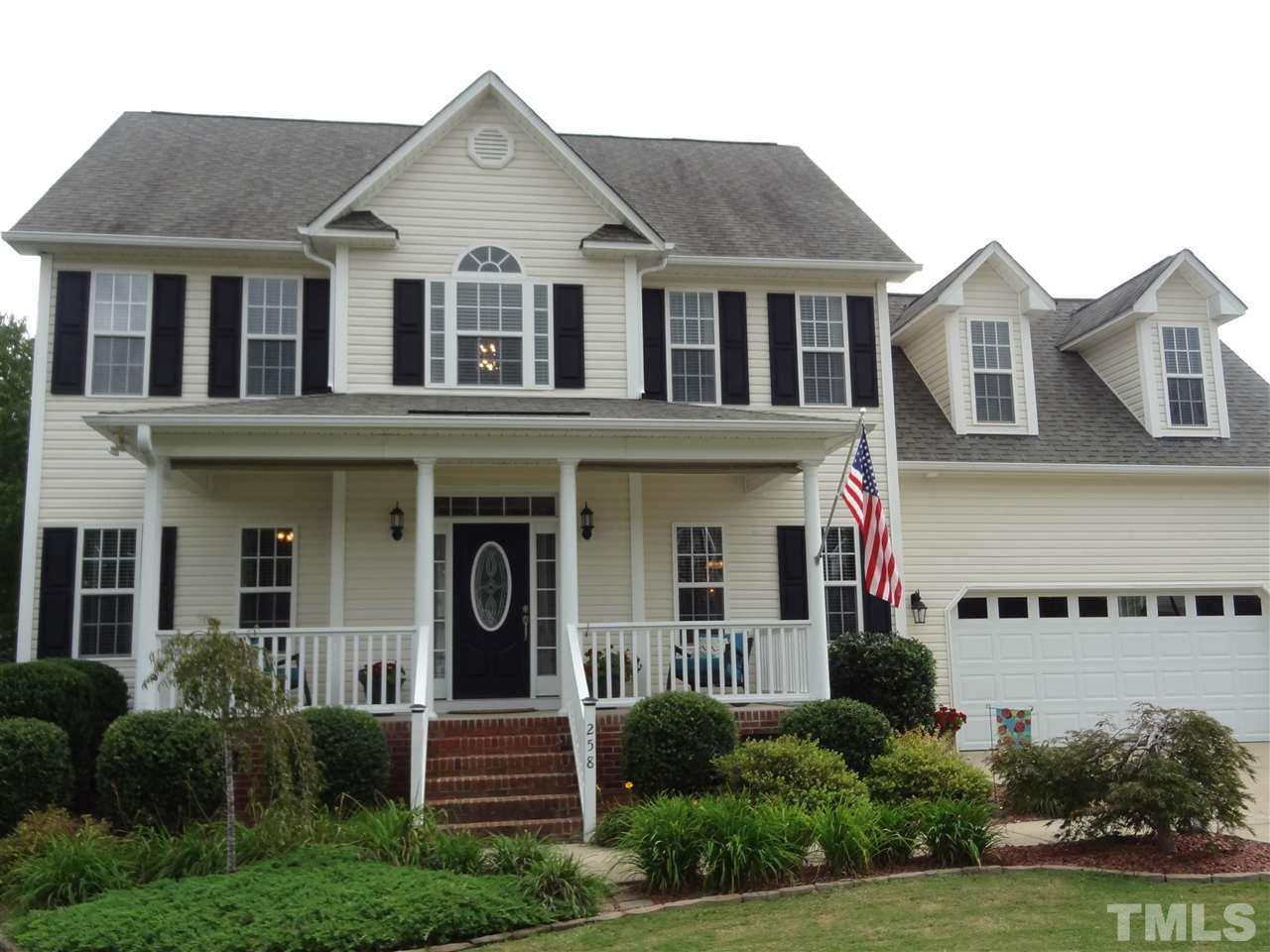 258 Great Oak Drive, Garner, NC 27529
