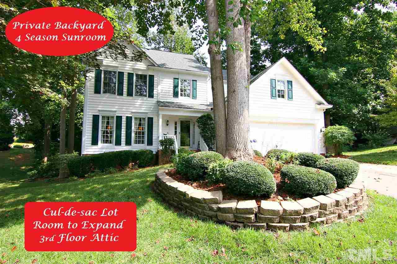 824 Green Passage Lane, Apex, NC 27502