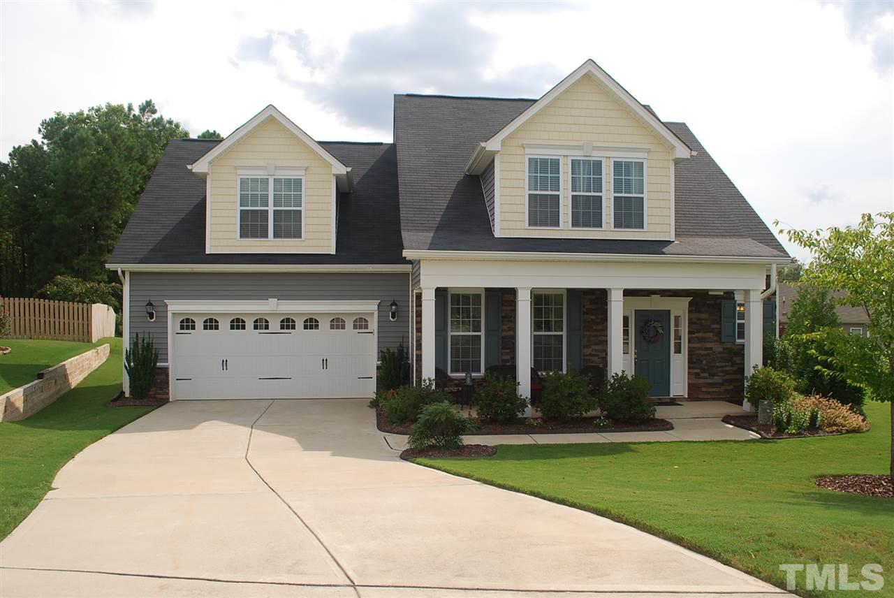 6308 Faucon Court, Holly Springs, NC 27540