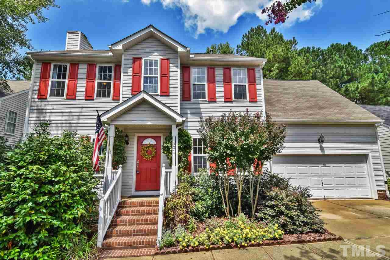 501 Creek Haven Drive, Holly Springs, NC 27540