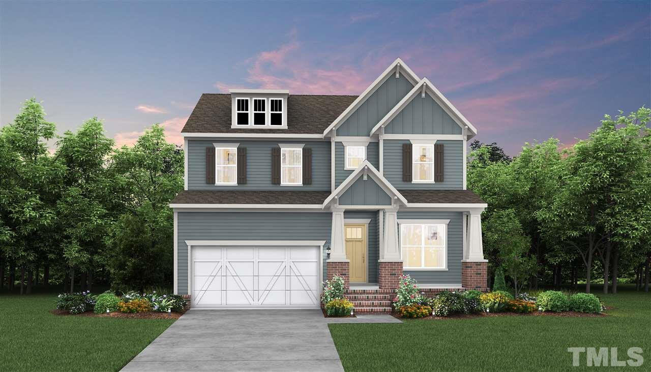 Property for sale at 1705 Thicketon Circle Unit HVG - 4, Wake Forest,  NC 27587