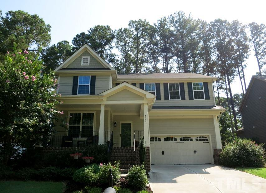 2087 Toad Hollow Trail, Apex, NC 27502
