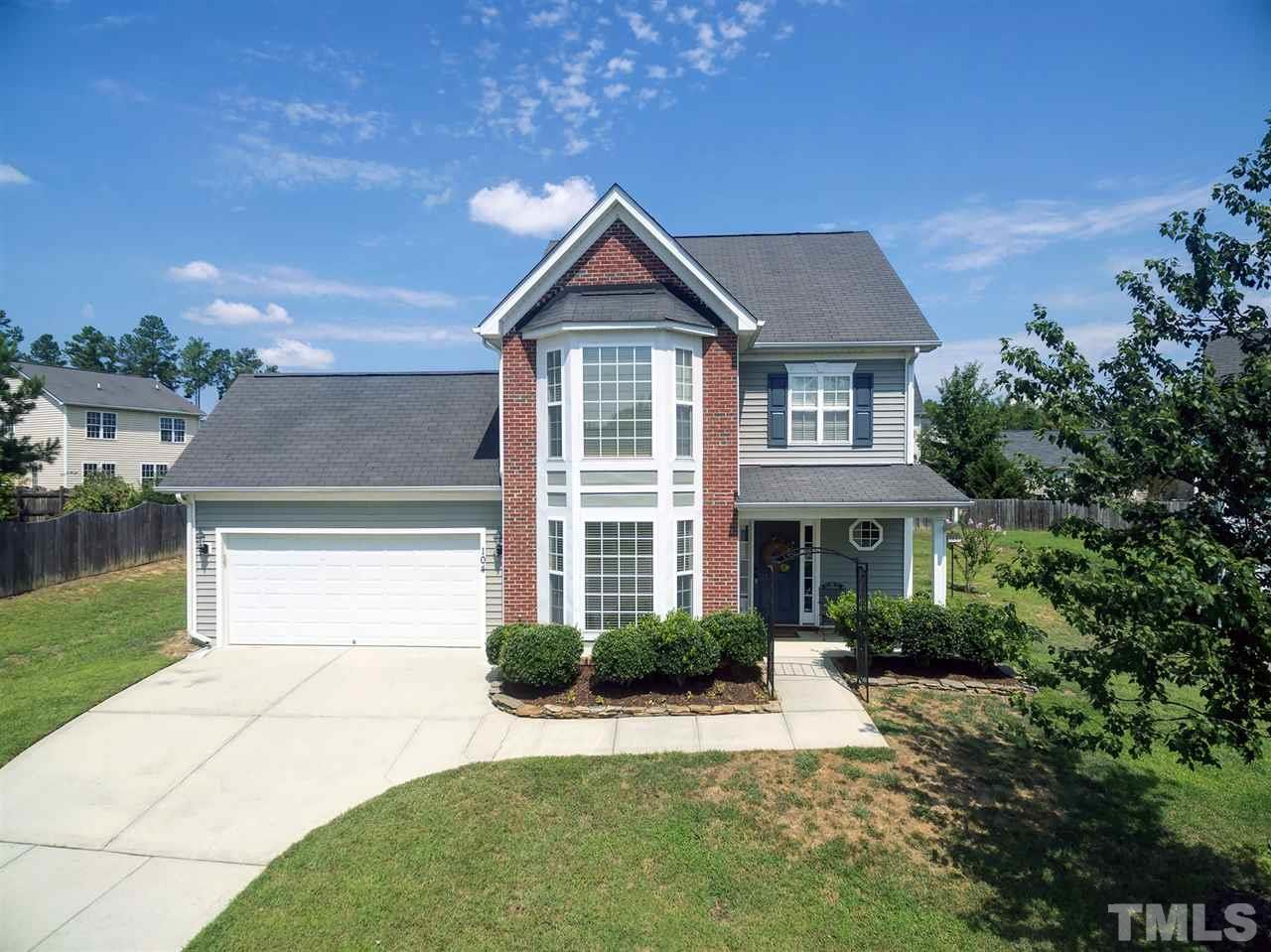 104 Linwater Way, Holly Springs, NC 27540