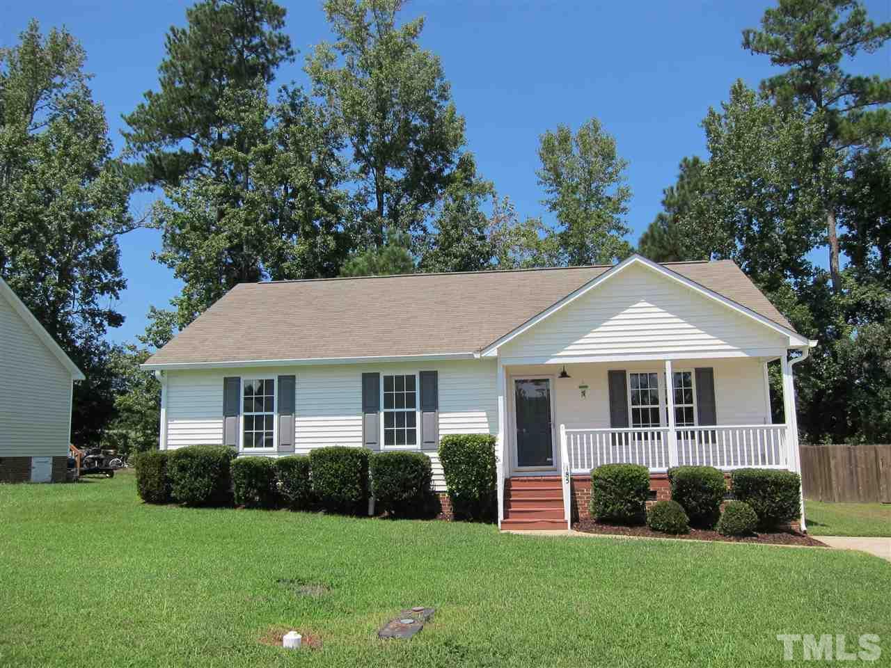 185 Cambridge Elm Drive, Clayton, NC 27520