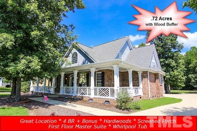 460 Crestdale Drive, Clayton, NC 27520