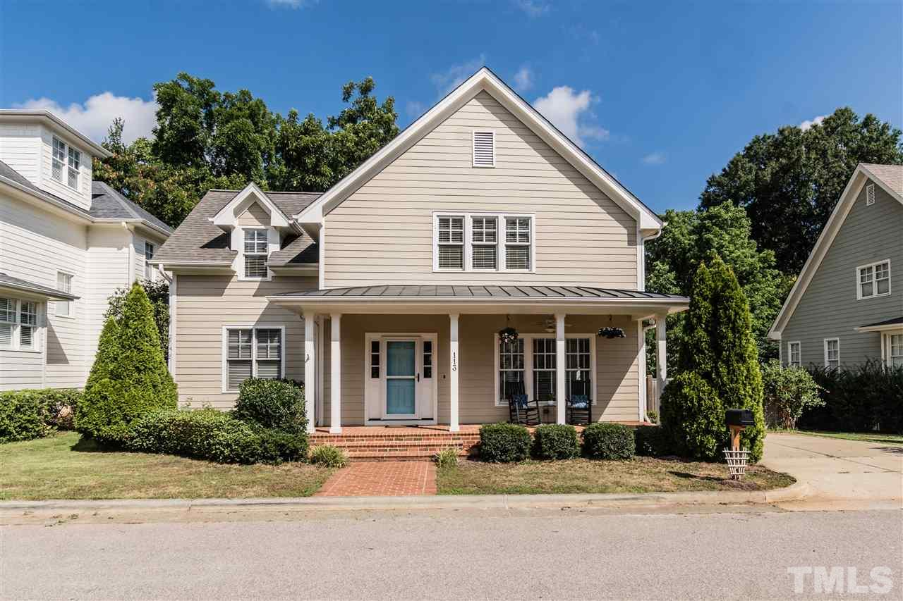 113 VILLAGE MILL PLACE, RALEIGH, NC 27608