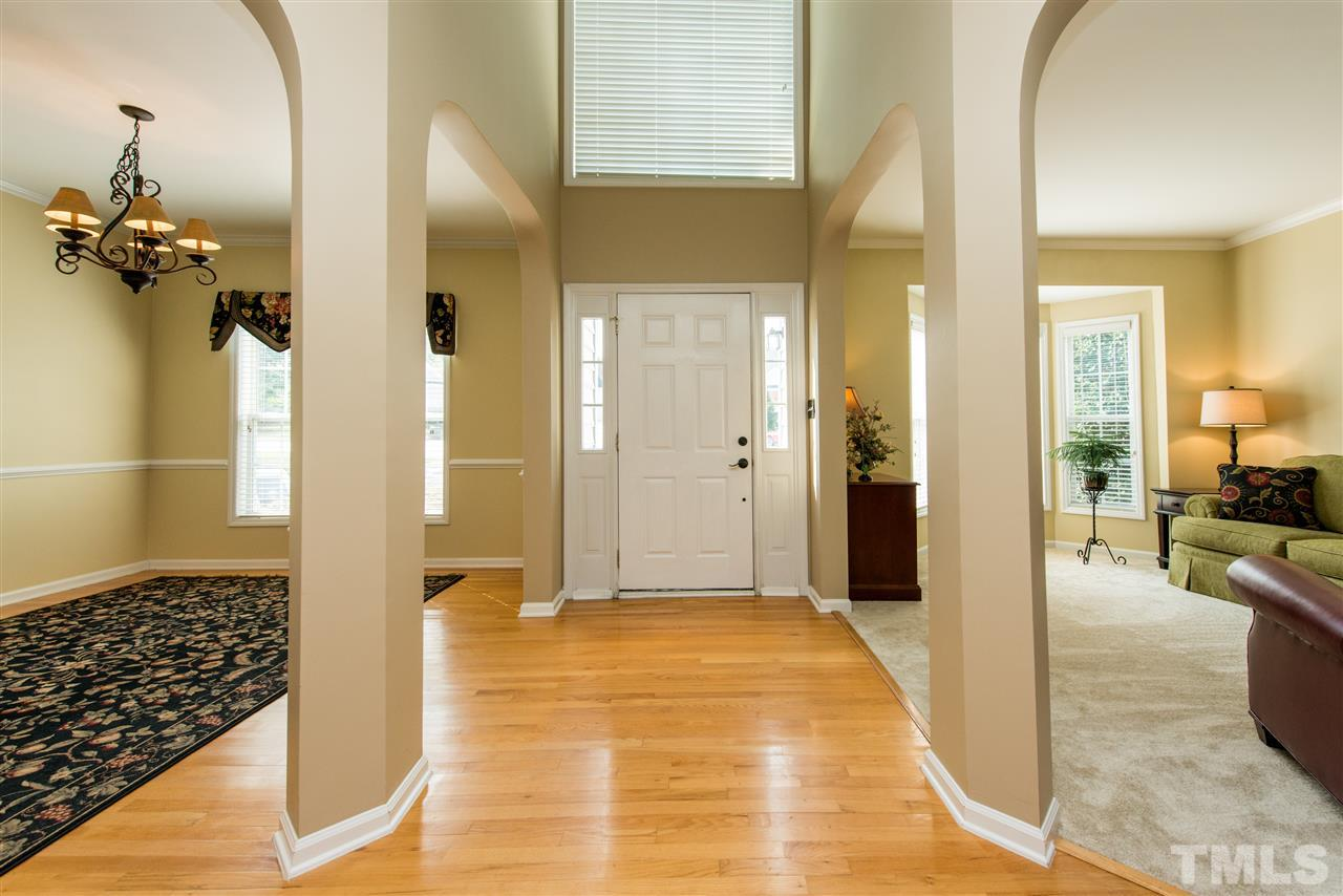 110 CASTLEBURY CREEK COURT, CARY, NC 27519  Photo