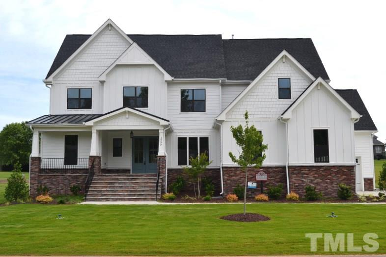 3233 Donlin Drive, Jackson Manor, Wake Forest NC (Homesite 34) - $575,000