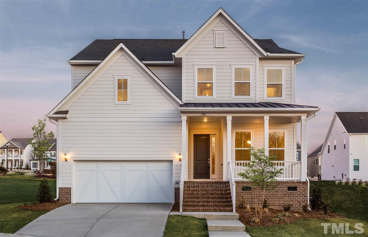 Property for sale at 1736 Thicketon Circle Unit HVG - 38, Wake Forest,  NC 27587