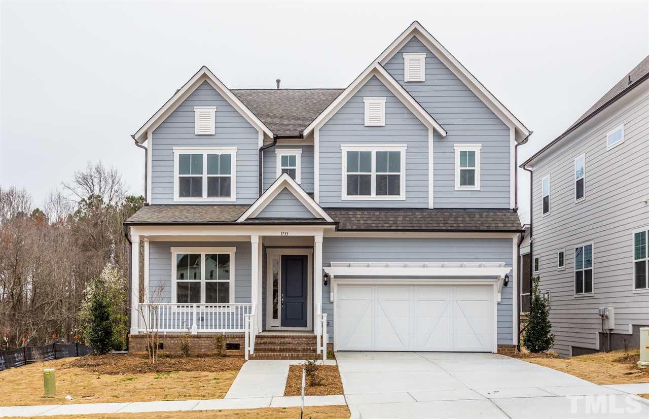 Property for sale at 1733 Thicketon Circle Unit HVG - 41, Wake Forest,  NC 27587
