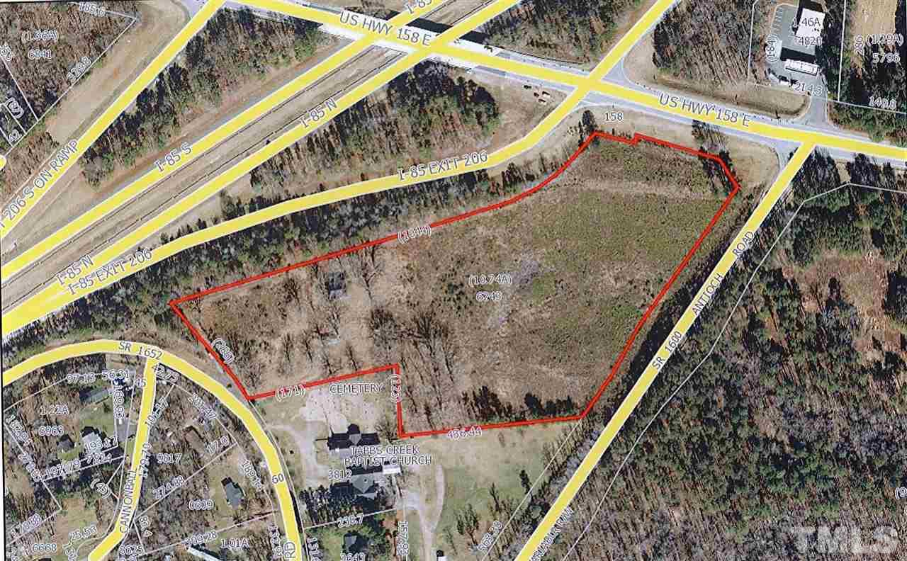 Property for sale at US 158 Highway, Oxford,  NC 27565