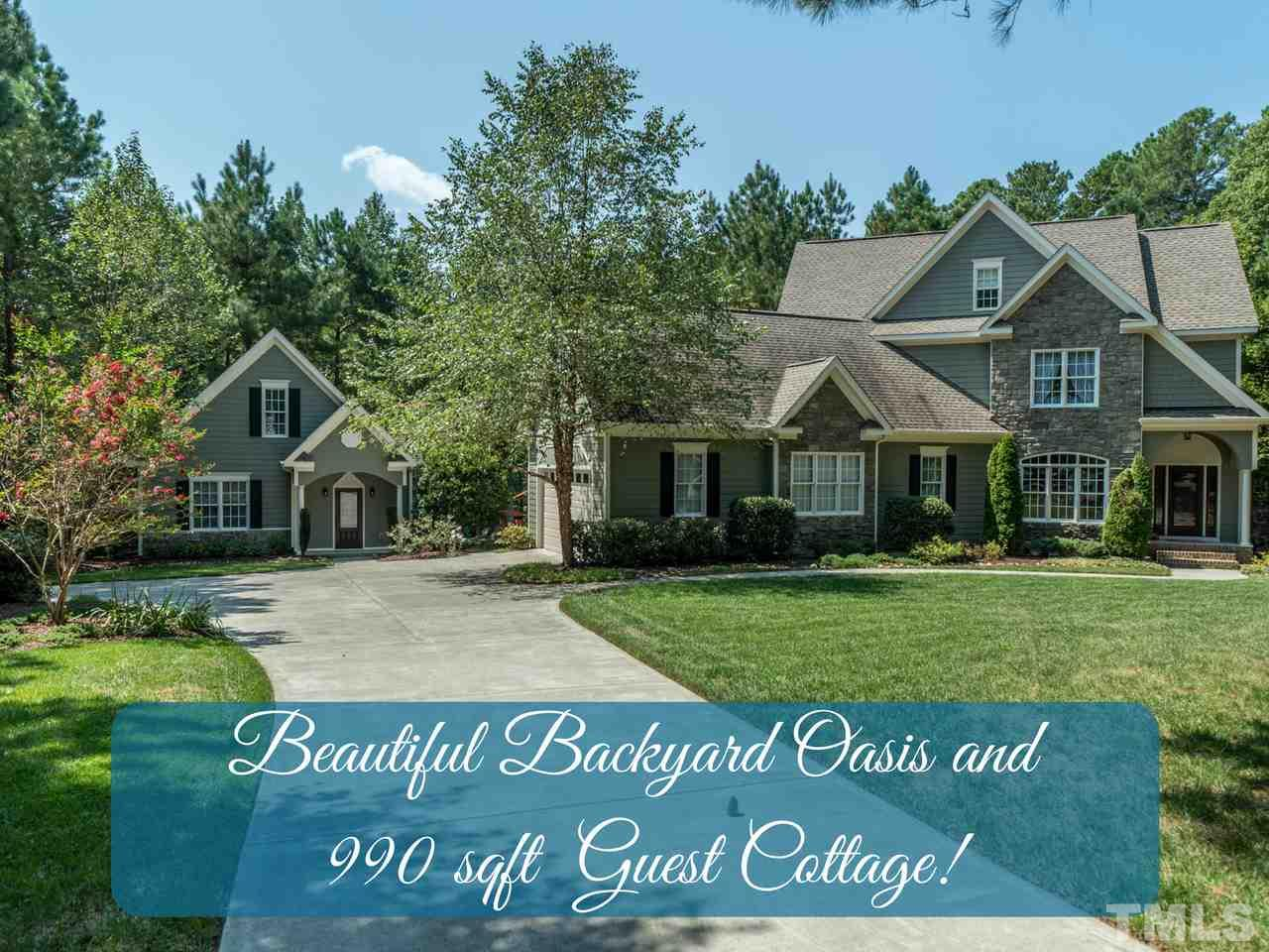 Property for sale at 1100 Evensong Court, Youngsville,  NC 27596