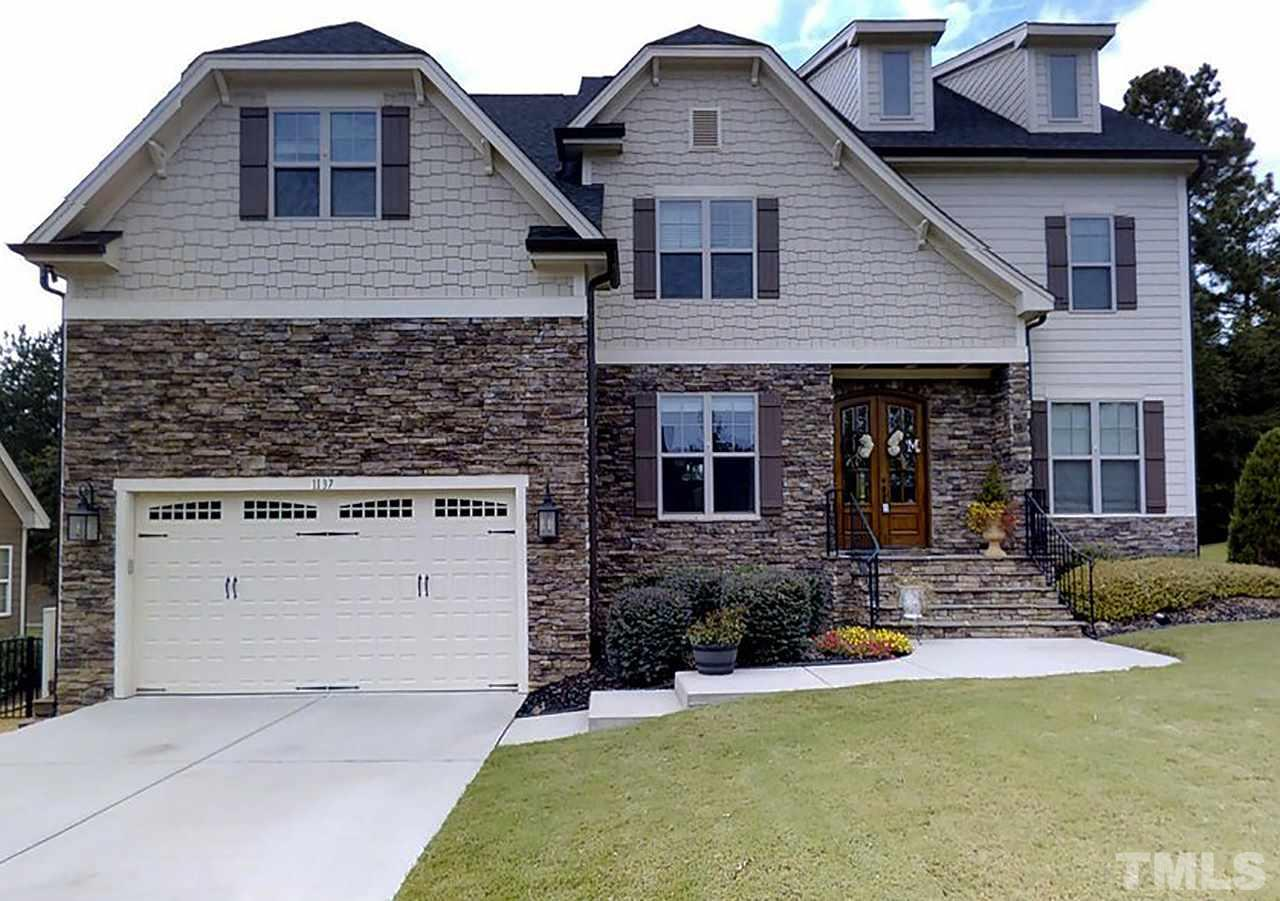 Property for sale at 1137 Fanning Drive, Wake Forest,  NC 27587