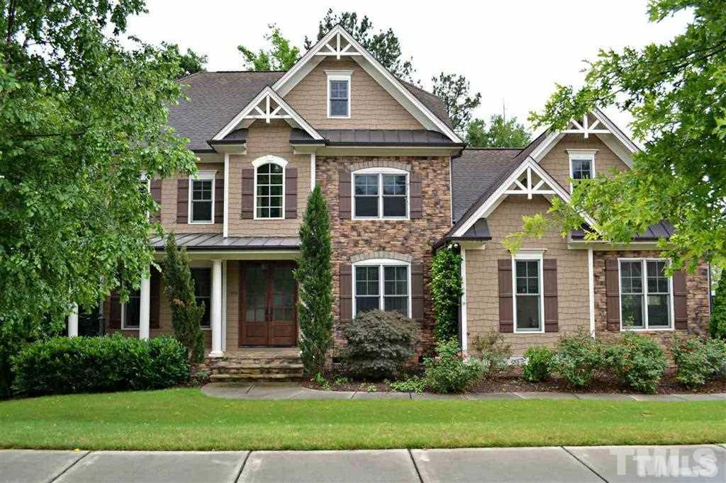 Property for sale at 1200 Fanning Drive, Wake Forest,  NC 27587